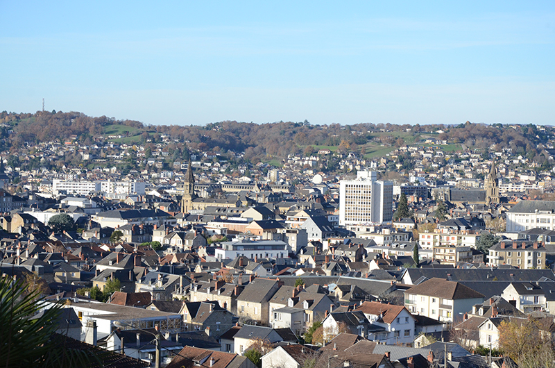 Brive la Gaillarde - Vallée de la Corrèze - Riant portail du midi