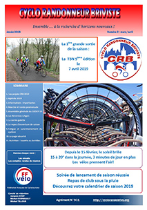 bulletin CRB mars-avril 2019