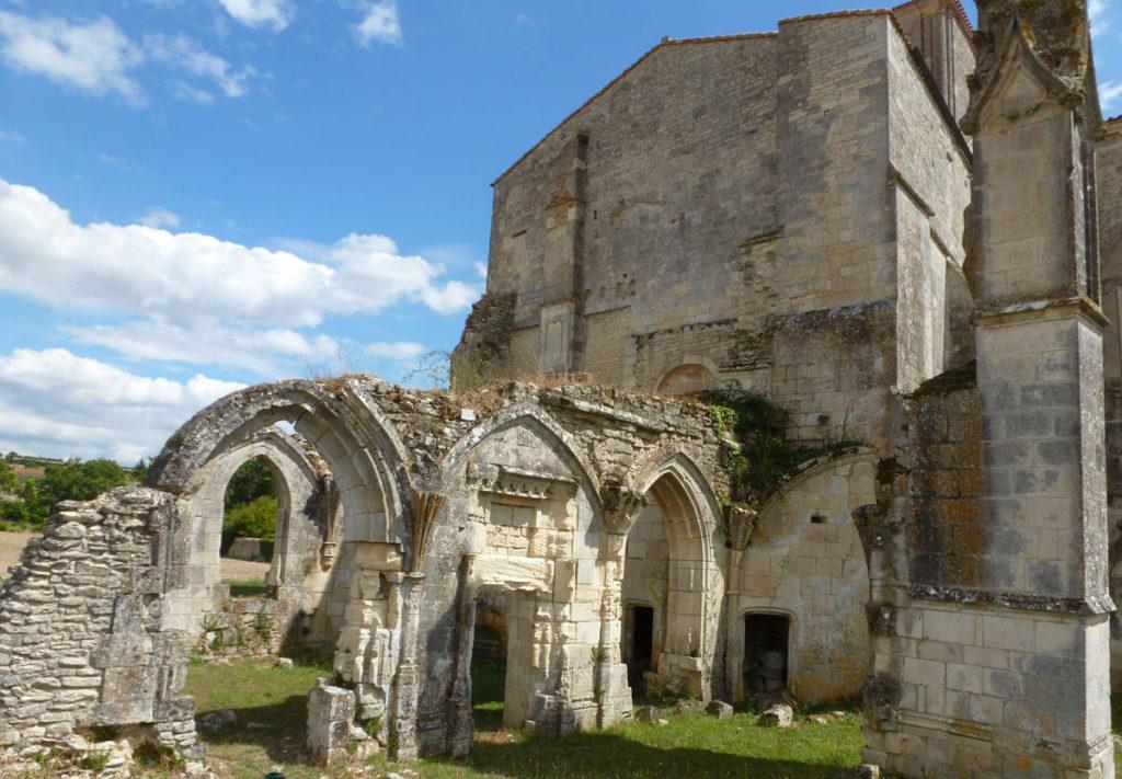 Abbaye de Marcillac-Lanville